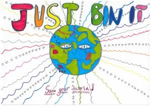Just Bin It poster